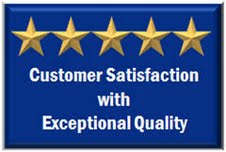 Five Star Customer Satisfaction
